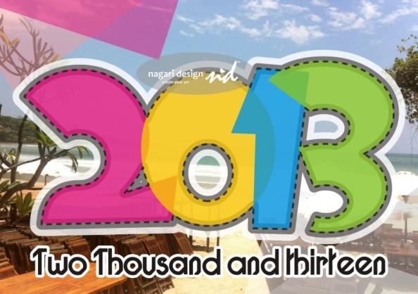 cover calendar 2013
