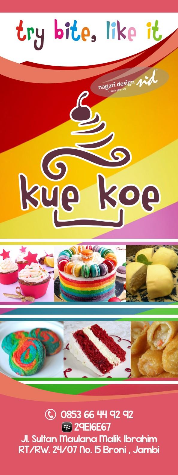 Kue Koe x banner