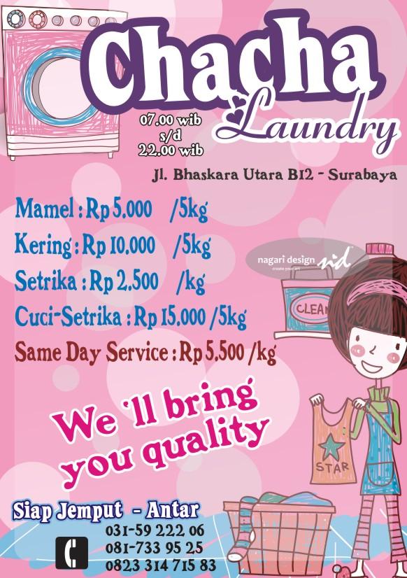 Image Result For Iklan Jasa Laundry Dalam Bahasa Inggris